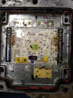 Opel Astra G 1.8 16v X18Xe1 - Błąd P0115 działające wentylatory