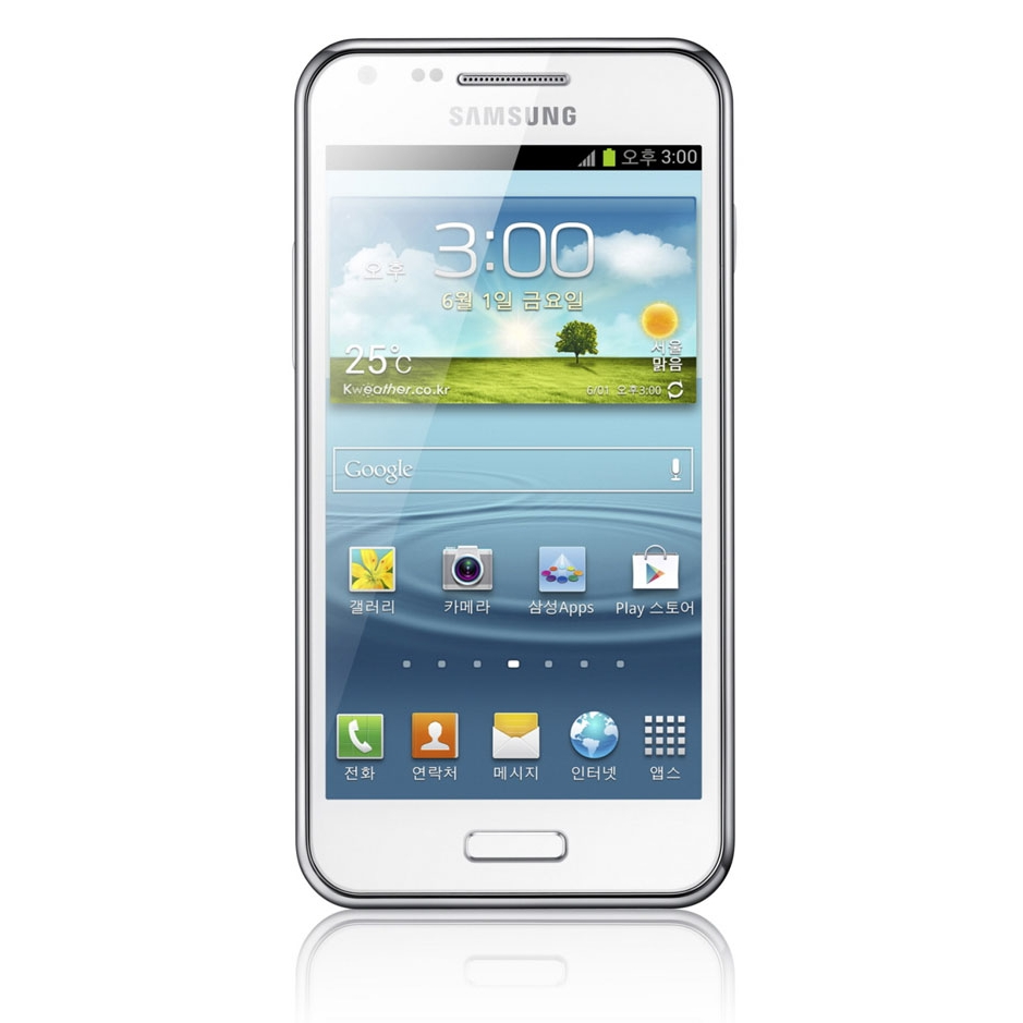 "Samsung Galaxy R Style - nowy smartphone z ekranem 4,3"", Android 4.0, LTE"