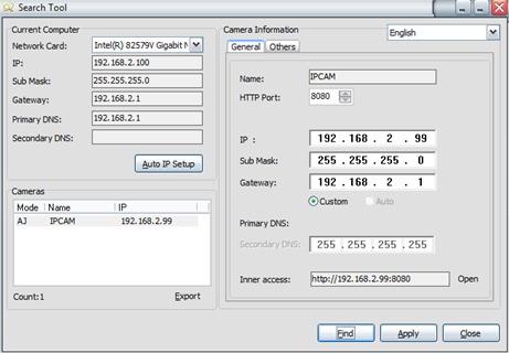 Router Edimax br-6204wg + kamera lc 355ip + host na no-ip
