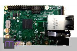 M7Plus - jednopłytkowy komputer w formacie Raspberry Pi z RK3328