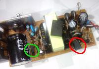 AC-DC Adaptor model: HDD YH-3018 nie odpala...