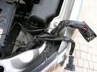 Corolla E12  -  Pod��czenie �wiate� dziennych i �wiat�a mijania