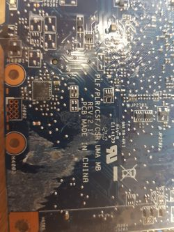 Toshiba satellite - Laptop toshiba satellite c850-11Q- brak reakcji,martwy,miga
