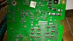 ABB ACS401000632, rezystor stycznika i napięcia zasilacza impulsowego
