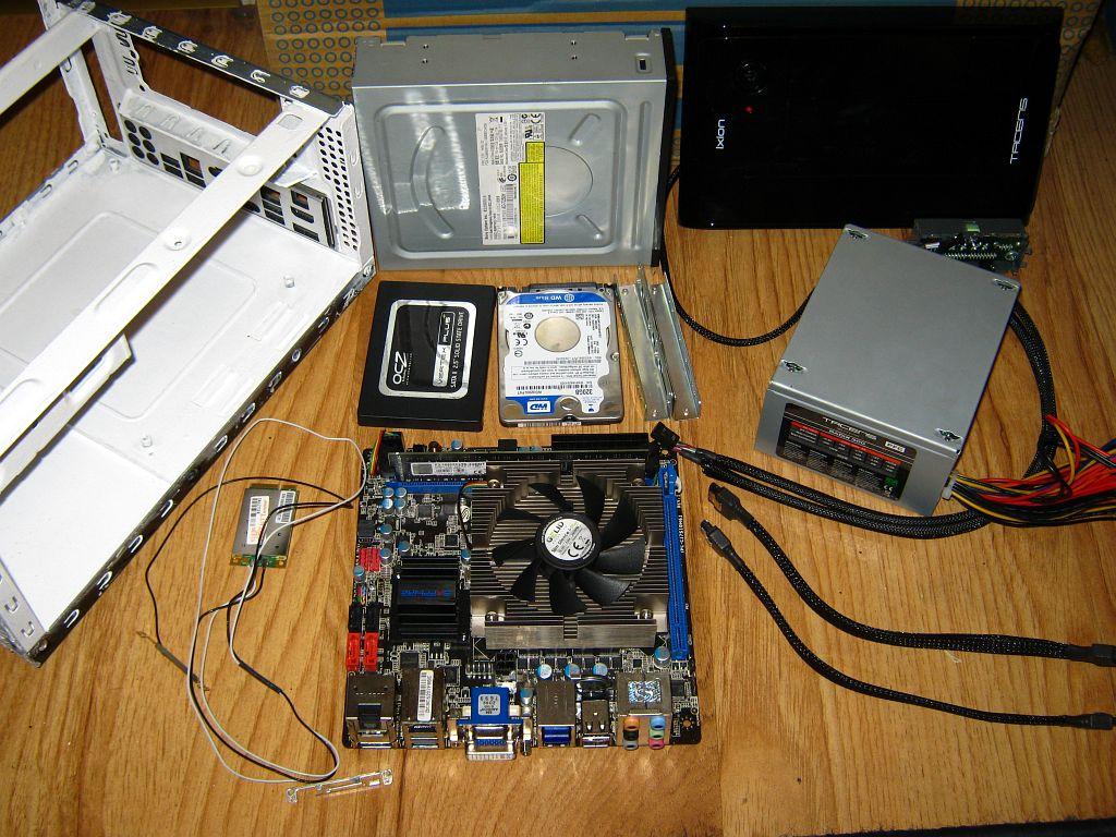 ITX - ma�a maszyna do wszystkiego