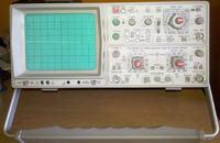 [Sprzedam] Oscyloskop HAMEG HM305 + sondy