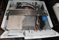 Pralka Electrolux Lavamat 72850A wymiana łożysk i simeringu (uszczelniacza)