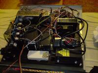 Projektor laserowy RGB 5W