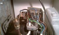 CANDY CPCA 305 - Wymiana termostatu bo się lodówka nie wyłącza
