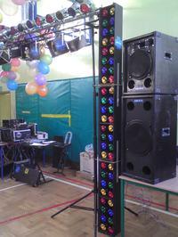 Bass reflex 120 litrów, 37 Hz na Philips AD12100/M4 + AD11600 T8