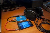 Wzmacniacz słuchawkowy CMOY