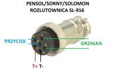 Stacja lutownicza/rozlutownicza RT PRO 3 by Slawek K.