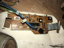 Thermomix TM21 - Padła płyta główna
