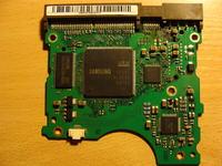 Samsung SP1624N - Samsung SP1624N uszkodzona elektronika