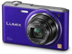 Lumix SZ3 - kieszonkowy aparat 16,1 Mpix z 10-krotnym zoomem