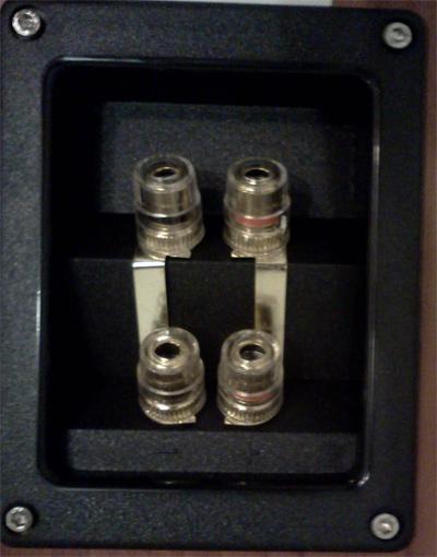 Amplituner pionner + kolumny ferguson - podlaczenie