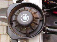 Alarm DWA BMW - Motocykl G650 synchronizacja pilotów.