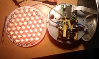 PAR LED64 Stage Lighting SPD018 Naprawa/przeróbka