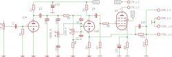 Typ kondensatorów we wzmacniaczu lampowym