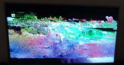 """Telewizor Toshiba 46TL933 - """"artefakty"""" na ekranie"""