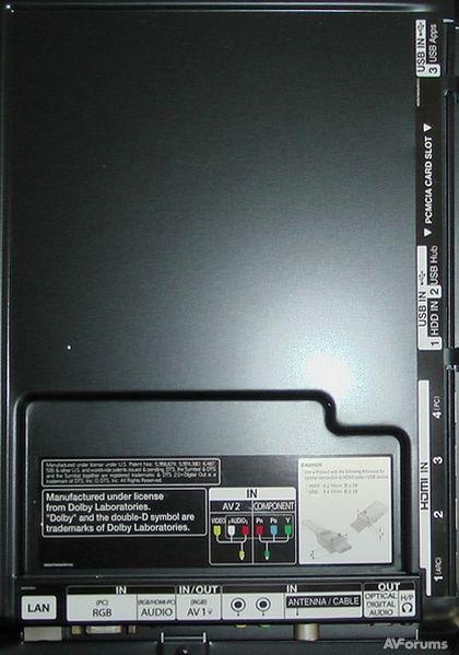 Technics/Su-VZ320 - Po��czenie starego wzmacniacza z tv Lg/LM/660S