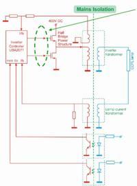 Philips 32PFL3606H/58 - Brak zasilania podświetlenia matrycy.