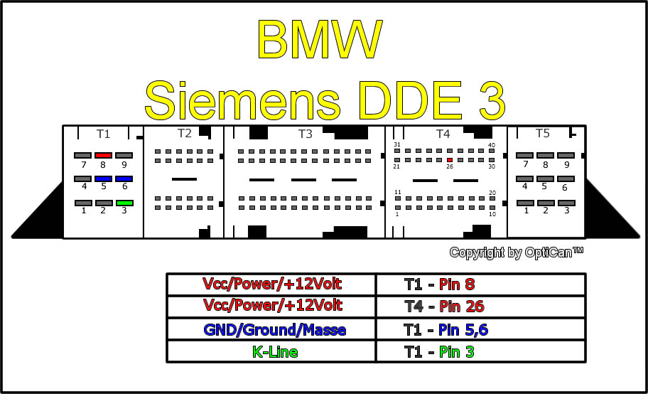 bmw e46 vp brak zasilania ecu schemat. Black Bedroom Furniture Sets. Home Design Ideas