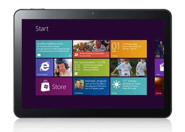 Microsoft przedstawi� wymagania sprz�towe dla tablet�w z Windows 8