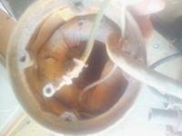 Pompa głębinowa czeska 400v - Pompa wybija bezpiecznik, rozebrałem, pomierzyłem
