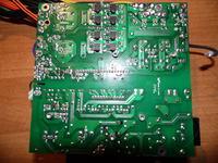 Antec model: Phantom 500 - brak napięć oprócz +5Vsb, uszkodzony element Jo2