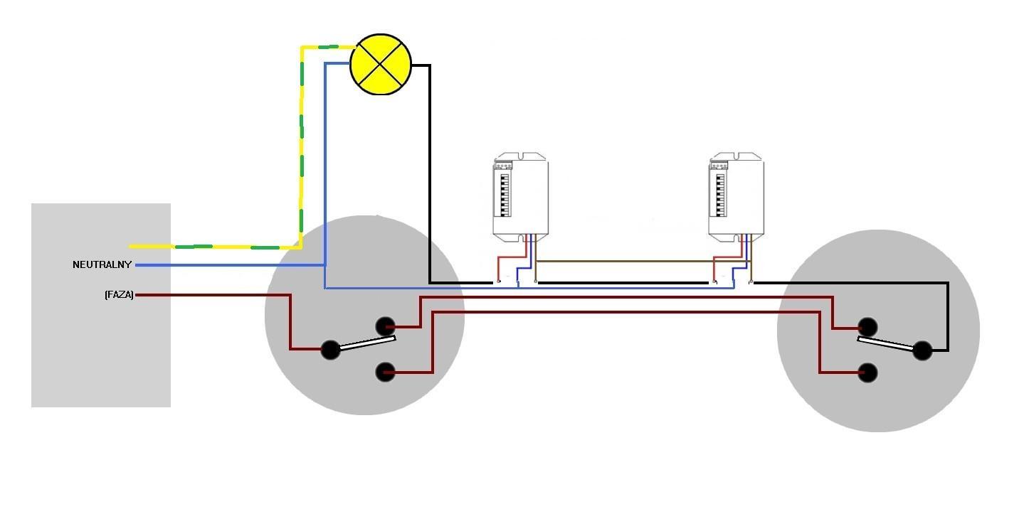 Oświetlenie Schodowe Jak Podłączyć Czujnik Pir Elektrodapl
