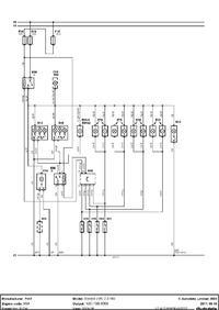 Ford Scorpio 95r oświetlenie wnętrza - pobór prądu