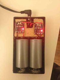 �adowarka akumulatork�w 18650 na TP4056