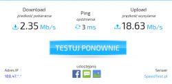 Wolny download WIFI dell wireless 1705 + orange funbox 3.0
