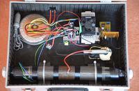 Odgrzybianie klimy, własny generator OZONU