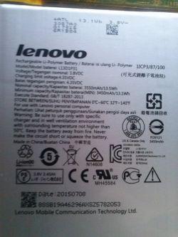 Tablet Lenovo A7-10F - Nie uruchamia się, nie reaguje na ładowarkę