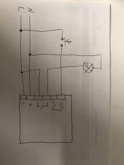 Sterowanie oświetleniem zewnętrznym za pomocą smartfona.