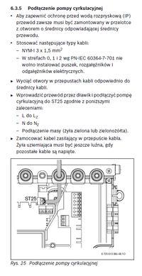 Gdzie podłączyć pompę cyrkulacyjną?