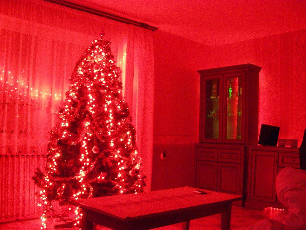 Konkurs - o�wietlenie �wi�teczne pokoju by Decado.