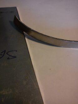 Kilka słów po testowaniu nożyc do blachy NEO jako nożyc do laminatu FR4