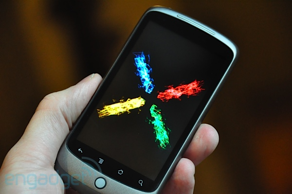 Ju� jest Android 2.3 SDK, sam OS wkr�tce na Nexus One