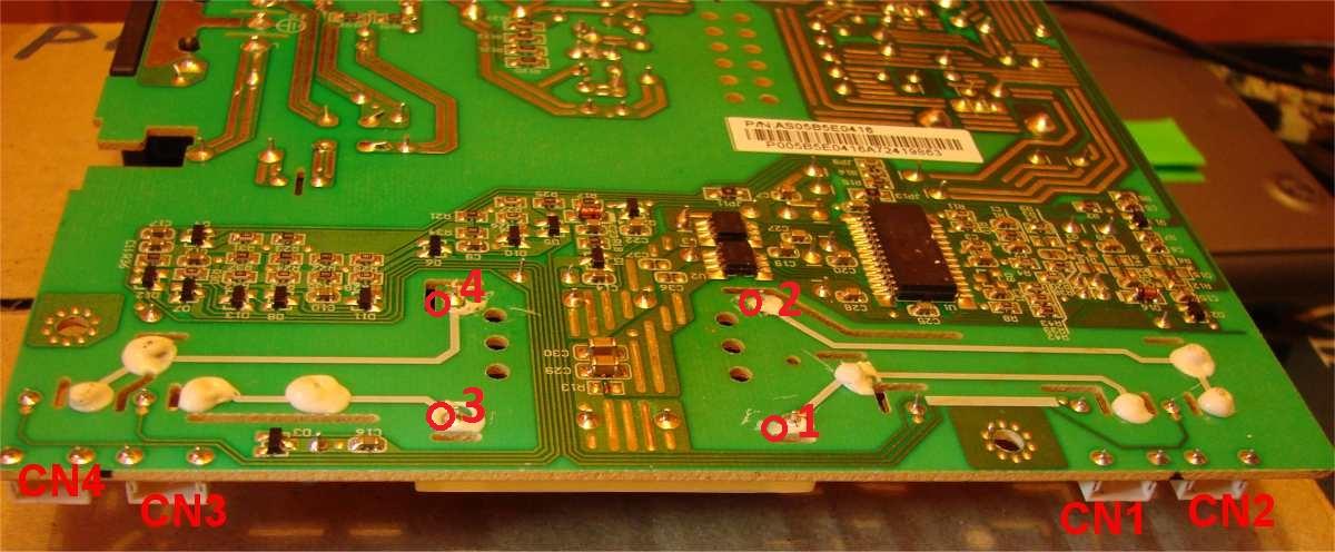 Philips 220WS8FB/00 - Ga�nie obraz po 2 sekundach