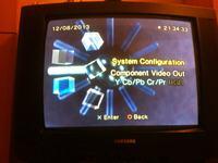 PS2 FAT - Component -> VGA