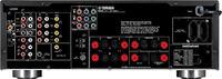 Połączenie tv Sharp 46x20E z amplitunerem Yamaha rx-v450