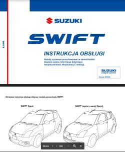 Suzuki Swift 1,2 1,3 benzyna - Nie odpala po wypadku