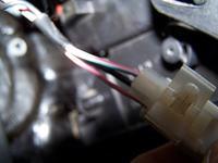 Fiat Punto I 1,2 75  - Instalacja elektryczna, od czego ta wtyczka?