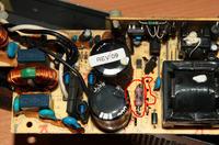 Compaq series PDP-124P model: PS-5181-1H REV:09 UC3845B, FQA9N90C i okolice