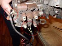 Pompa wtryskowa VW Passat 1992 1.9 TD
