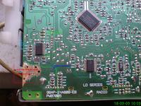 Radio Ford 4000 RDS z układem TDA7418 / wyjście SubWoofer