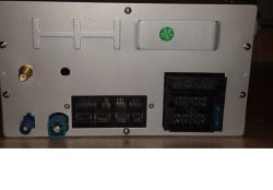Polo 6R Chińskie radio 2 din - kłopot z podłączeniem
